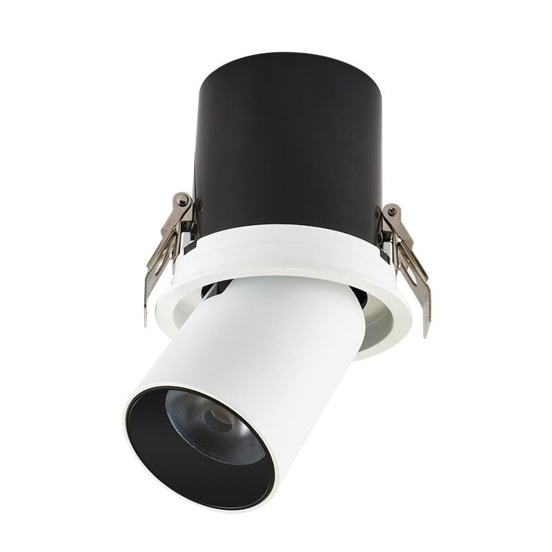 服装照明专用可拉伸LED嵌入式射灯